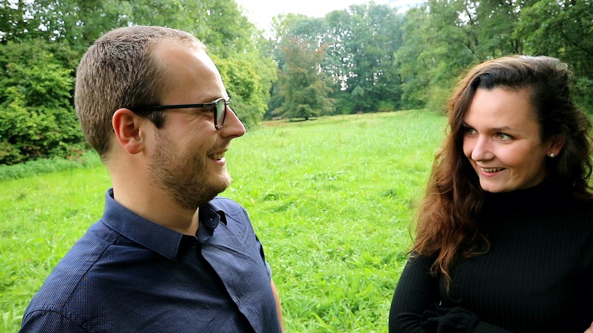 Vlog: een interview met Lianne Dolsma