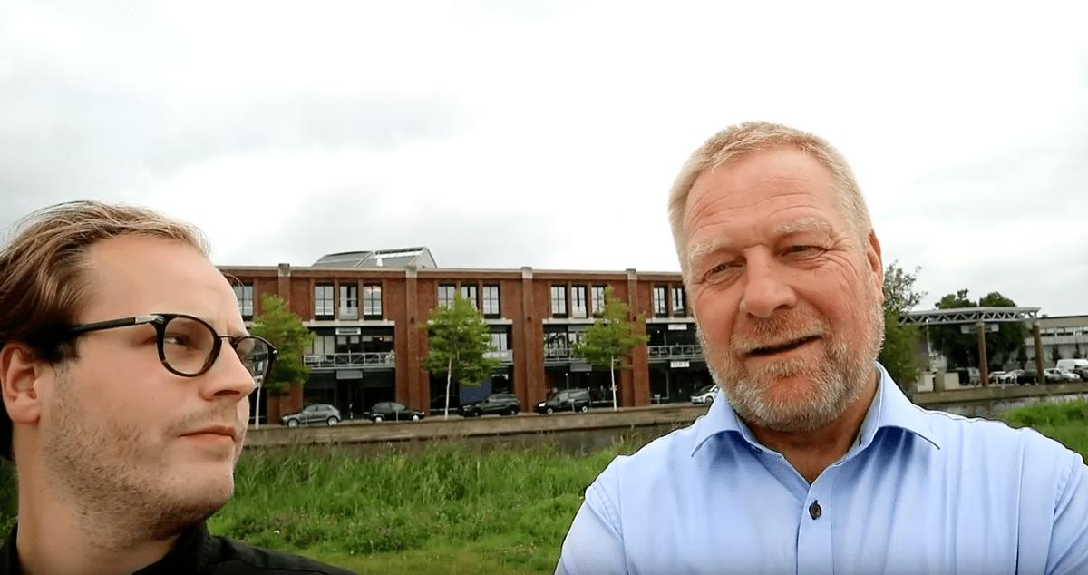 Vlog: een interview met Ton Hollenberg